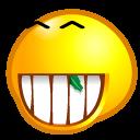 Big Smile Sticker
