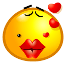 Sweet Kiss Sticker