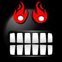 Anger Sticker