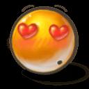 In Love Sticker