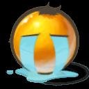 Crying Sticker