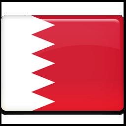 Bahrain Flag Sticker