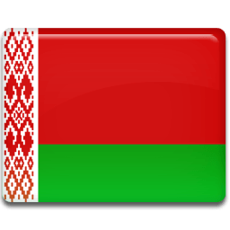 Belarus Flag Sticker