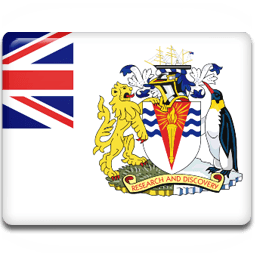 British Antarctic Territory Sticker