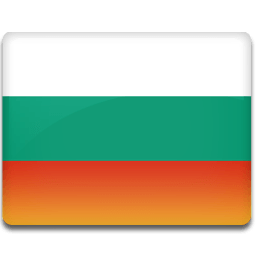 Bulgaria Flag Sticker