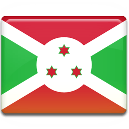 Burundi Flag Sticker