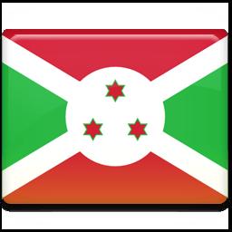 Burundi Flag Sticker