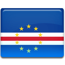 Cape Verde Flag Sticker