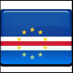 Cape Verde Flag Sticker