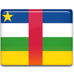 Centralafricanrepublic Sticker