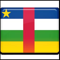 Centralafricanrepublic Sticker