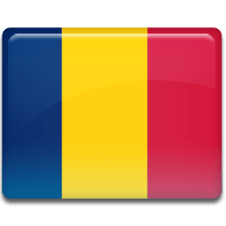 Chad Flag Sticker