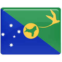 Christmas Island Sticker