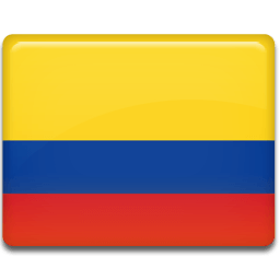 Colombia Flag Sticker