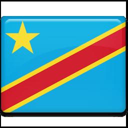 Congo Kinshasa Sticker