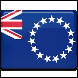 Cook Islands Sticker