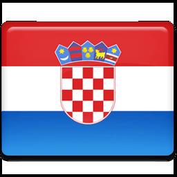 Croatian Flag Sticker