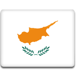 Cyprus Flag Sticker
