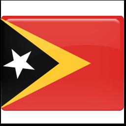 East Timor Sticker