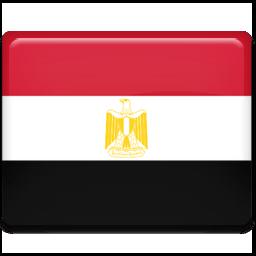 Egypt Flag Sticker