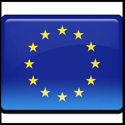 European Union Flag Sticker