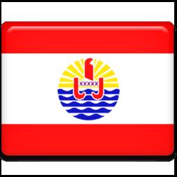 French Polynesia Sticker