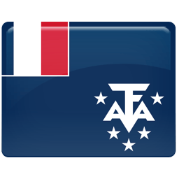 French Southern Territories Sticker