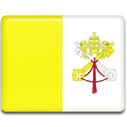 Holy See Flag Sticker
