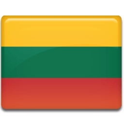 Lithuania Flag Sticker