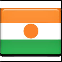 Niger Flag Sticker
