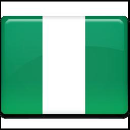 Nigeria Flag Sticker