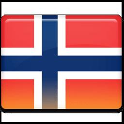 Norway Flag Sticker