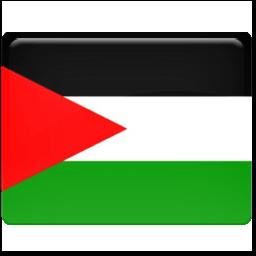 Palestinian Territory Sticker