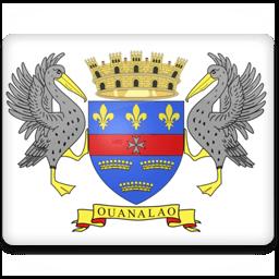 Saint Barthelemy Sticker