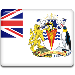 Saint Helena Dependencies Sticker