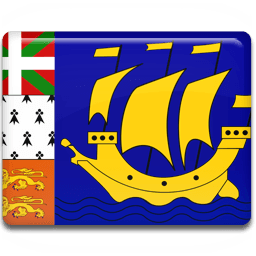 Saint Pierre And Miquelon Sticker