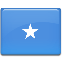 Somalia Flag Sticker
