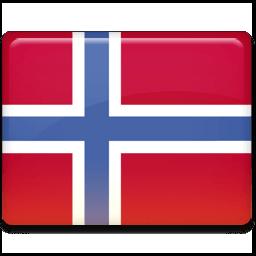Svalbard Flag Sticker