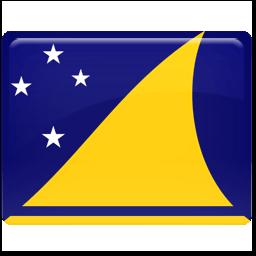 Tokelau Flag Sticker