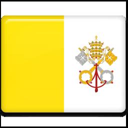 Vatican City Sticker