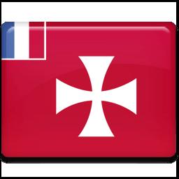 Wallis And Futuna Flag Sticker