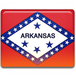 Arkansas Flag Sticker