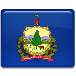 Vermont Flag Sticker