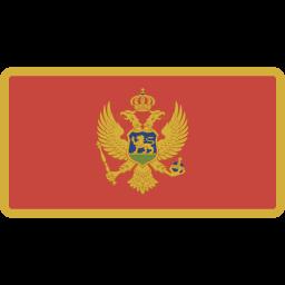Montenegro Sticker