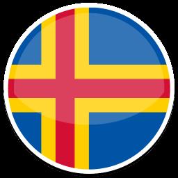 Aland Sticker