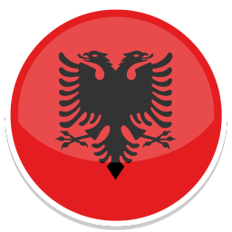 Albania Sticker