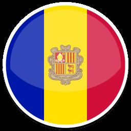 Andorra Sticker