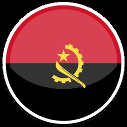 Angola Sticker