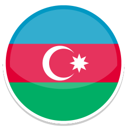 Azerbaijan Sticker