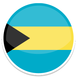 Bahamas Sticker